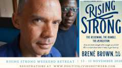 RISING STRONG RETREAT WEEKEND with Ade Adenji & Darren Brady